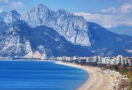 Góry w Antalya