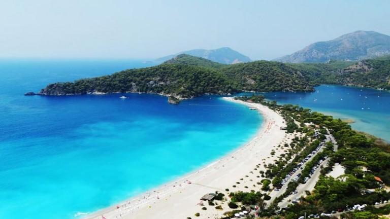 Plaża w Fethiye